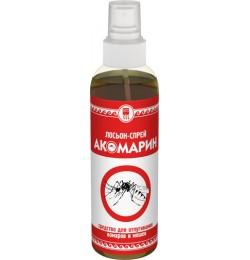 Лосьон-спрей от комаров и мошек Акомарин